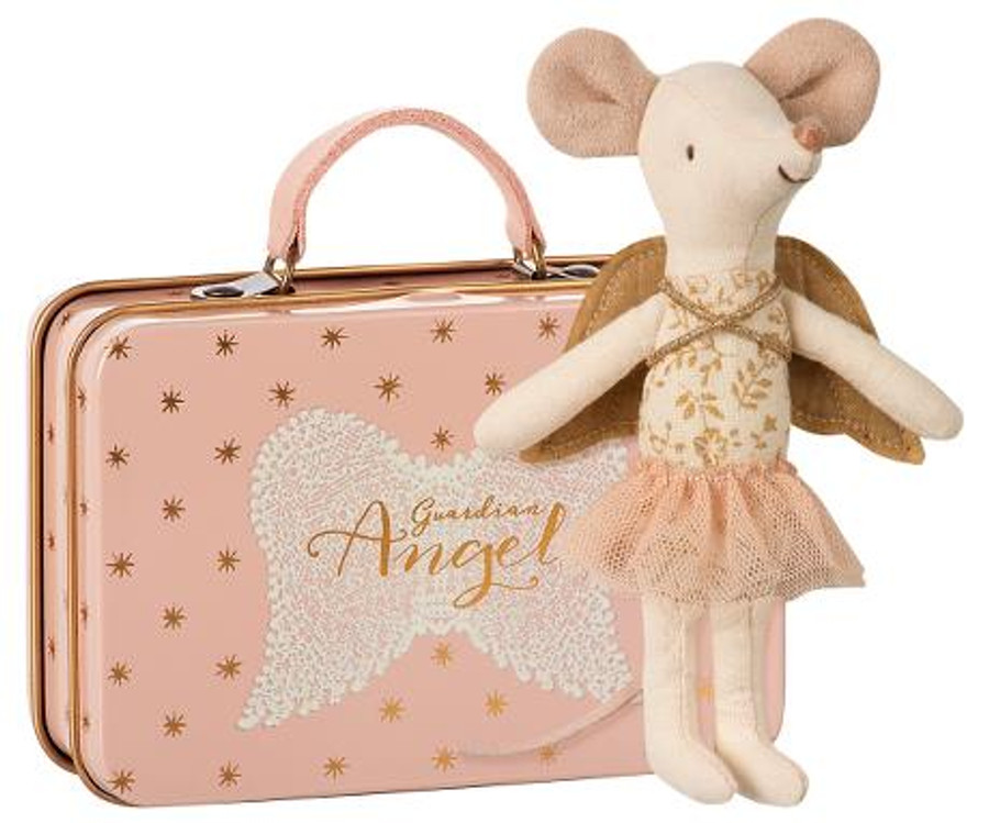 Guardian Angel Big Sister in a suitcase