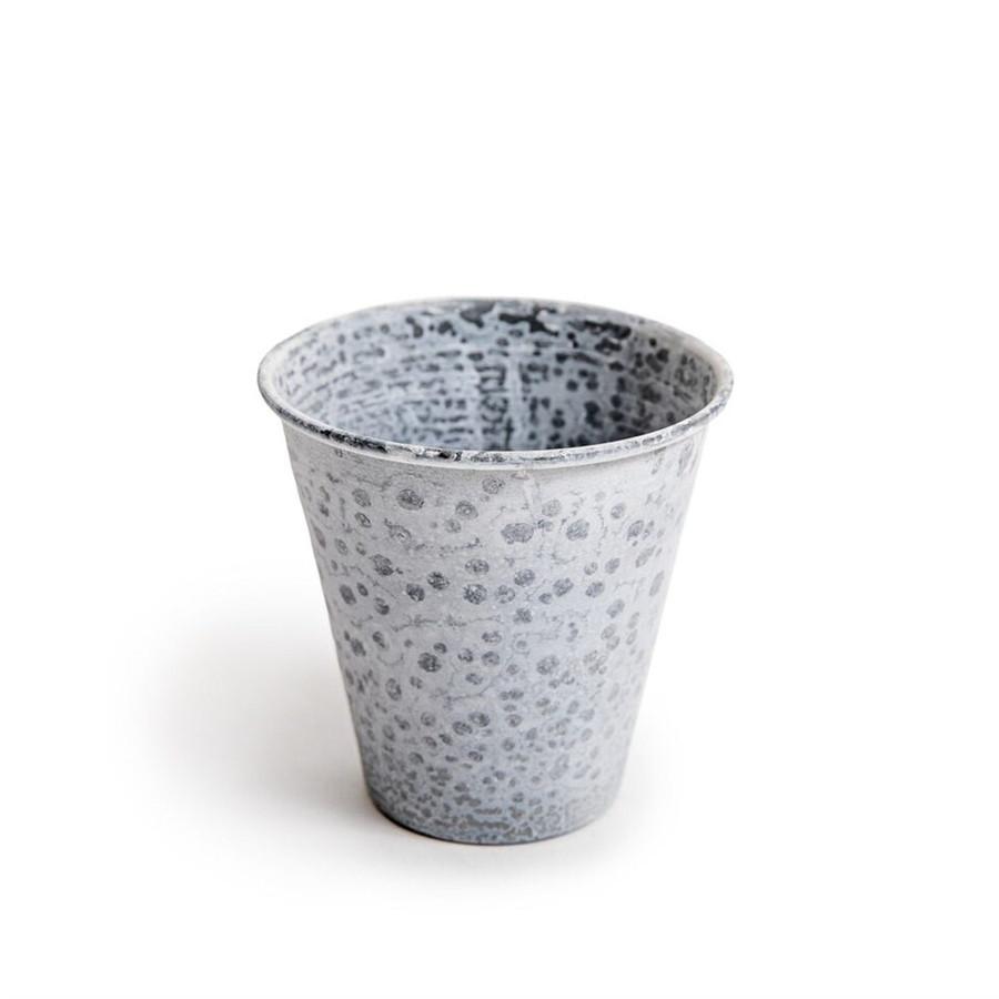 Zinc Finish Planter - Single Sugarboo Designs SB-AC211S