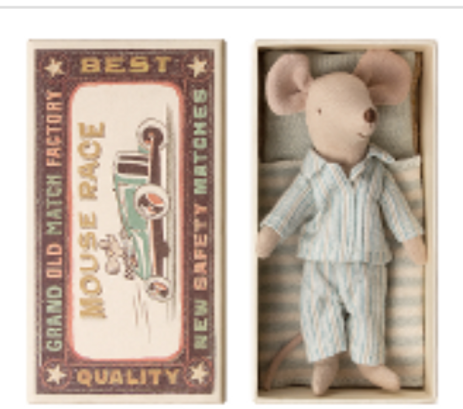 Big Brother Mouse in Box - pjs