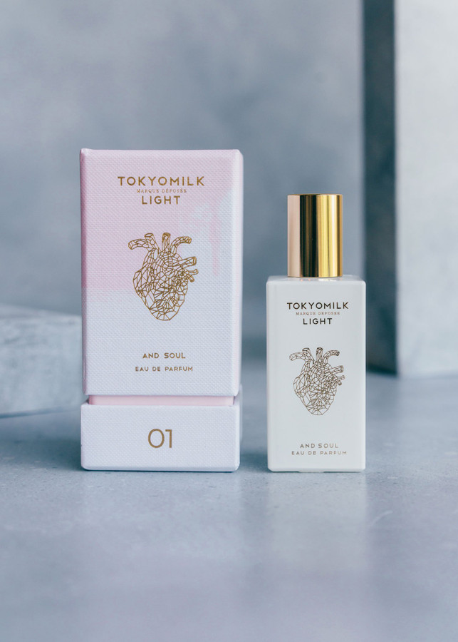 And Soul Parfum