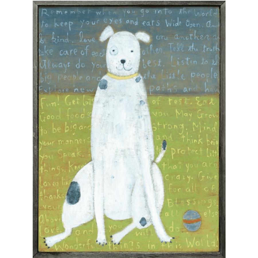 White Boy Dog*