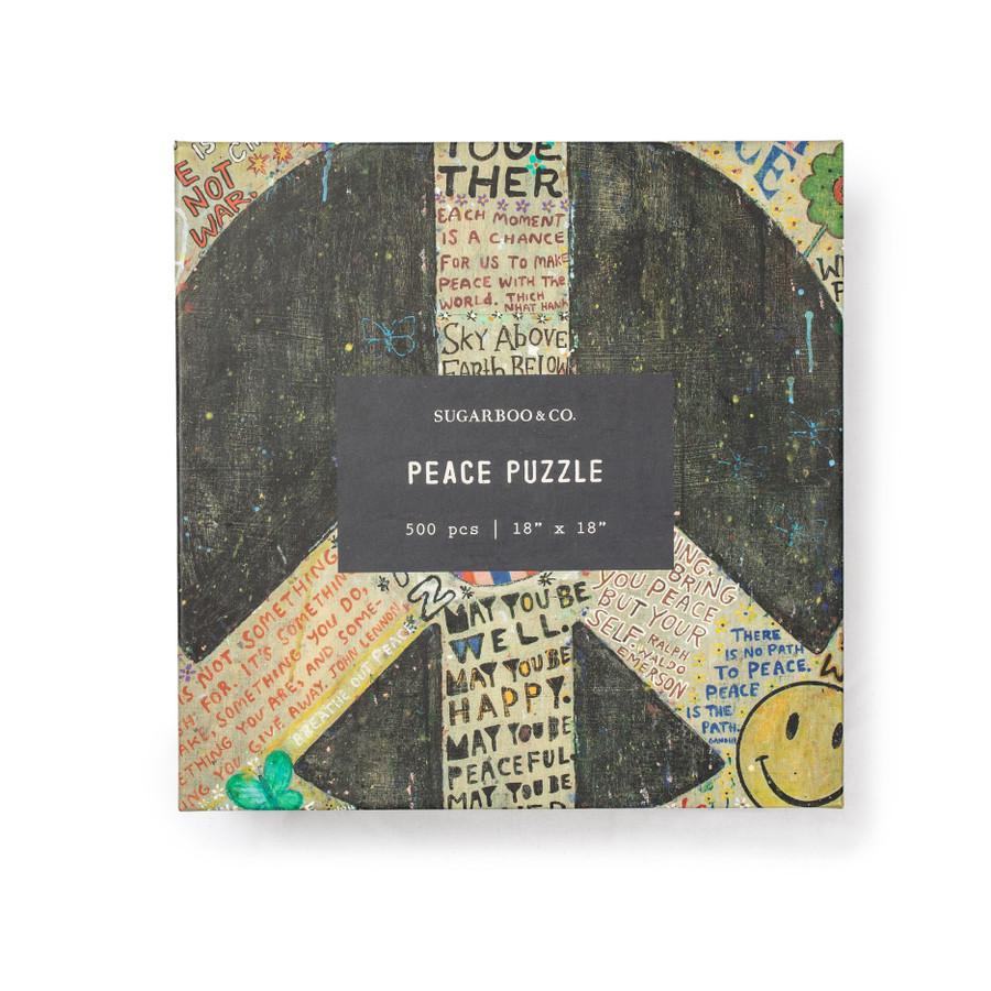 Peace Puzzle (500pcs)