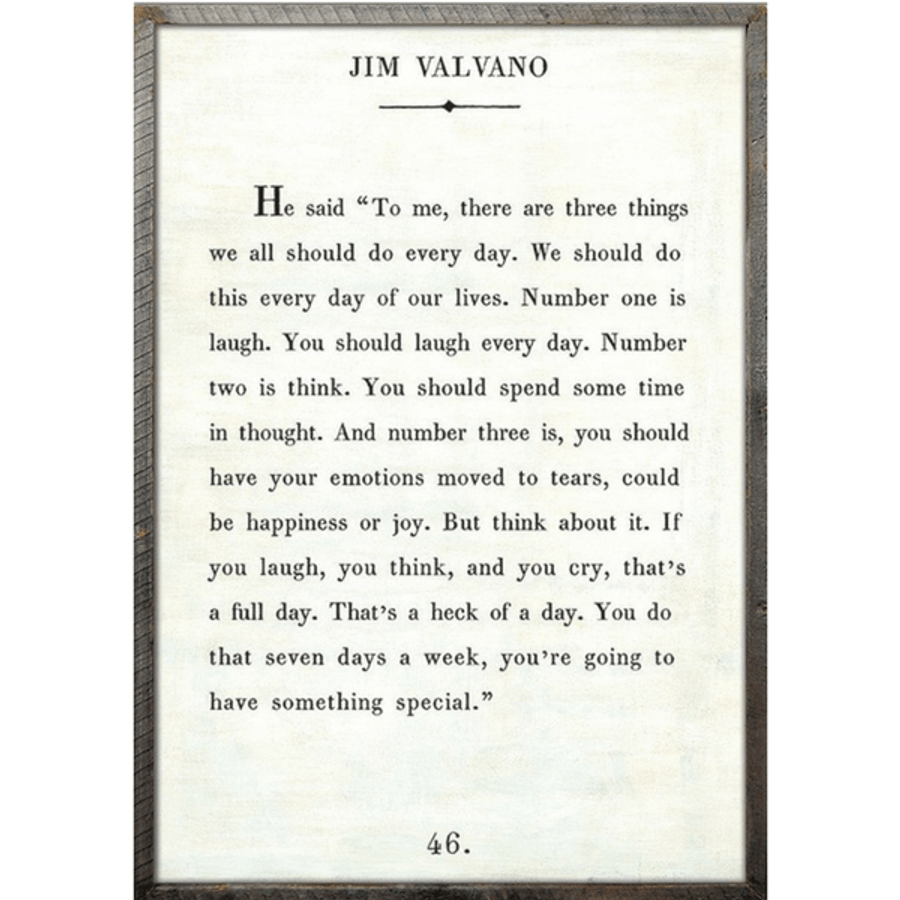 Jim Valvano - Book Collection