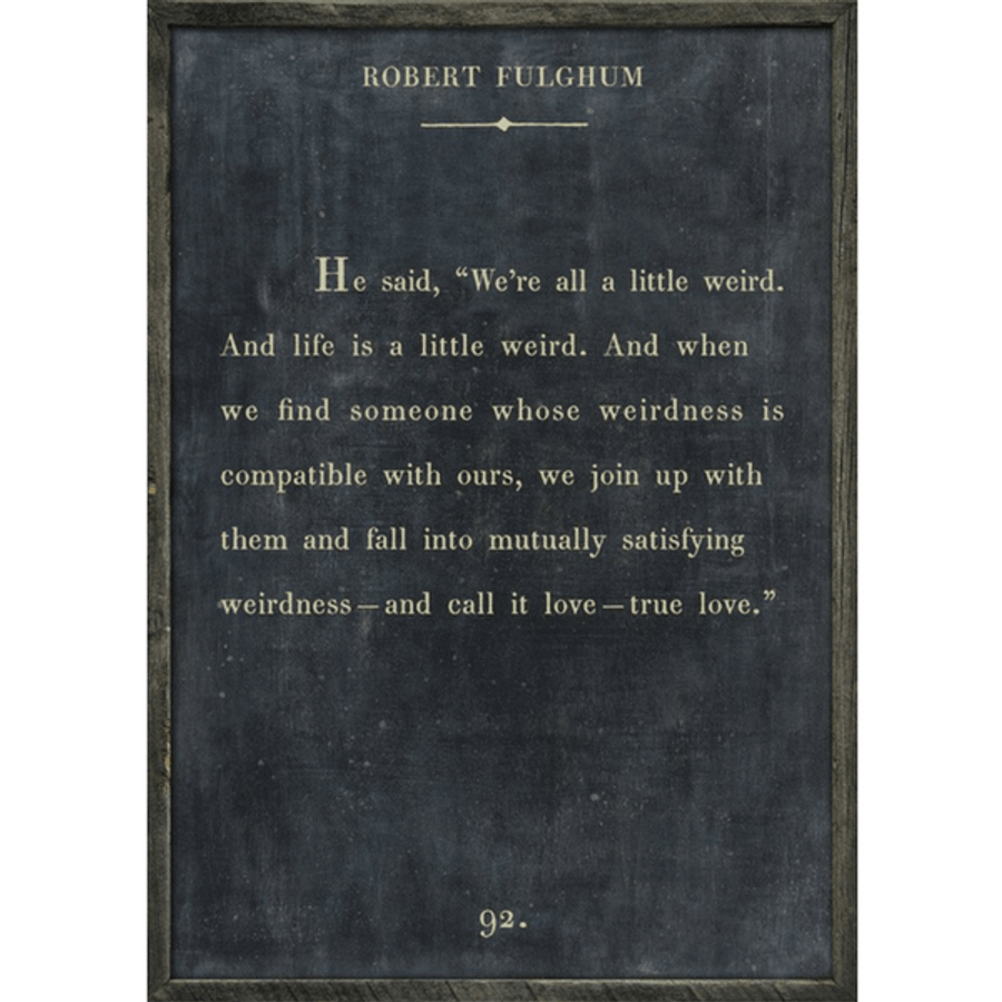 Robert Fulghum - Book Collection