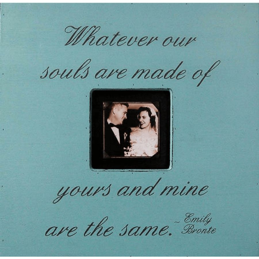 whatever our souls - photo box