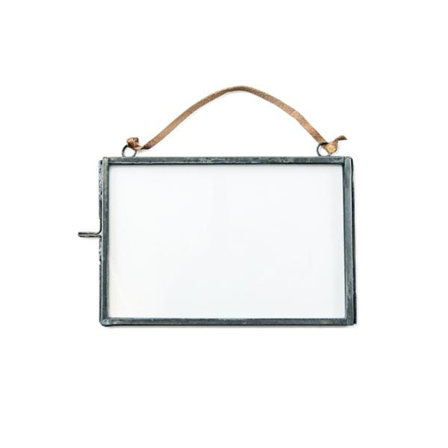 zinc hanging picture frame