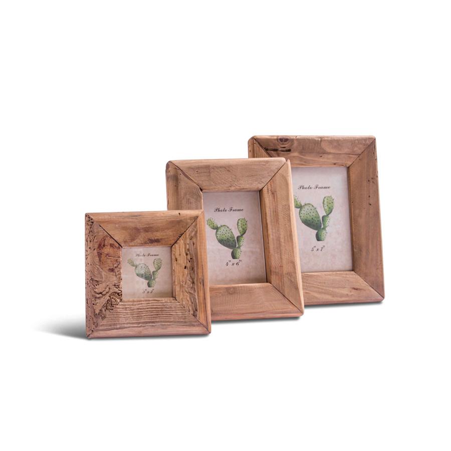 wood photo frame group