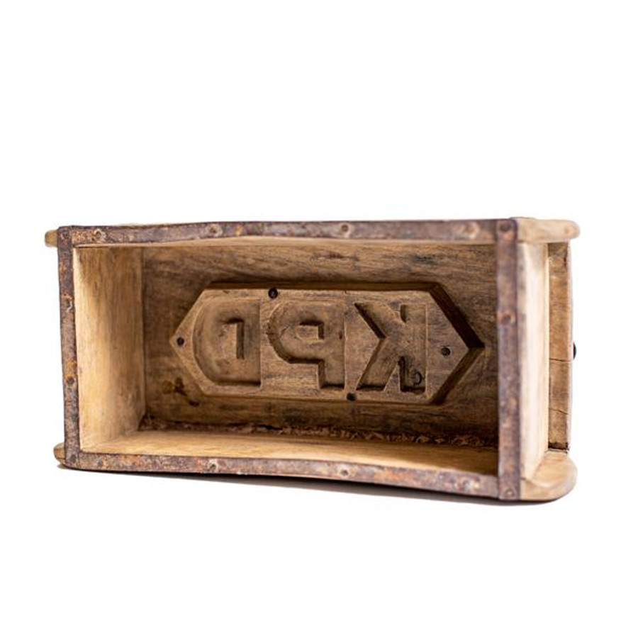 wood brick mold