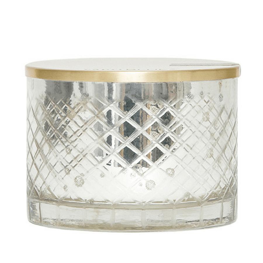 Capri Blue Mercury Glass Candle