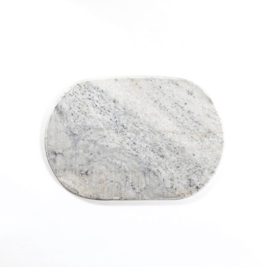 Marble Chopping Tray - Oval