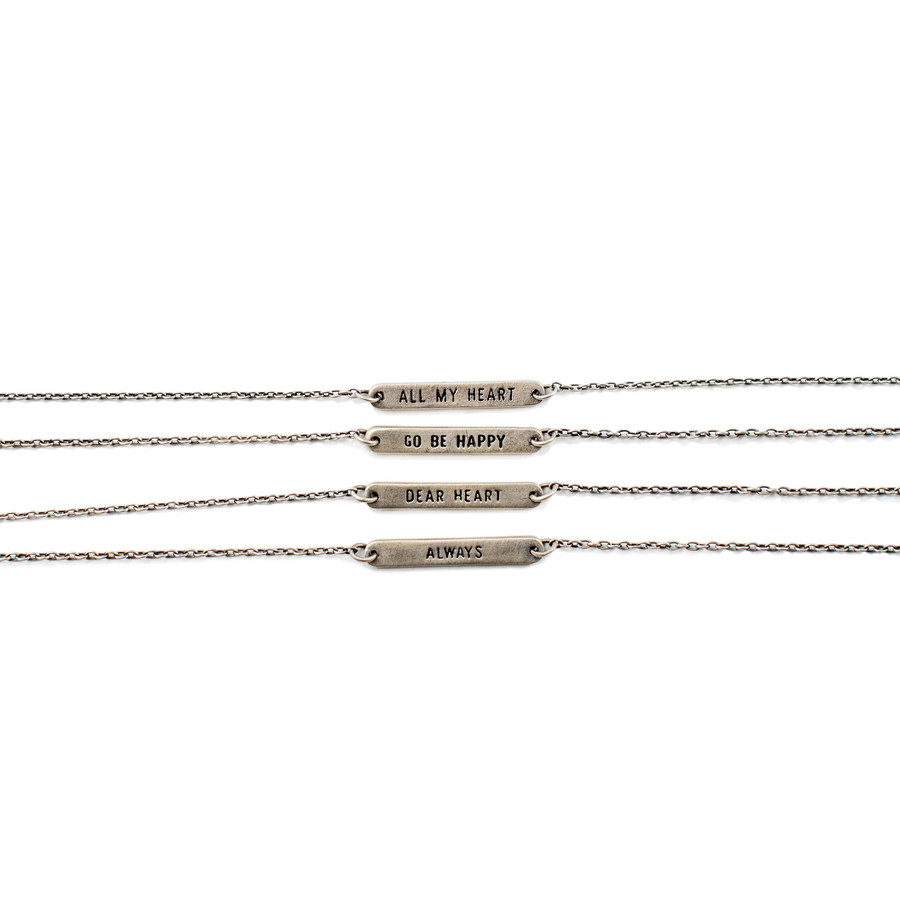 sterling silver bracelet with reversible sides