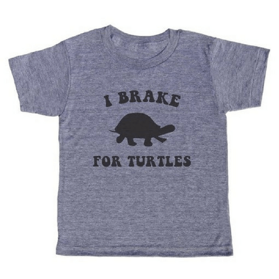 I Brake For Turtles T-Shirt