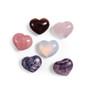 Heart shaped mini stones group
