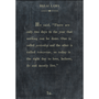 dalai lama art print - charcoal with gallery wrap frame
