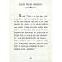 ralph waldo emerson art print - white with gallery wrap frame