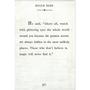 roald dahl art print - white with gallery wrap frame