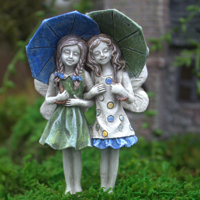 Fairies Ava and Grace