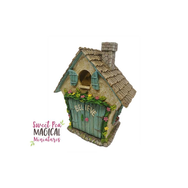 """I Believe"" Fairy Cottage"