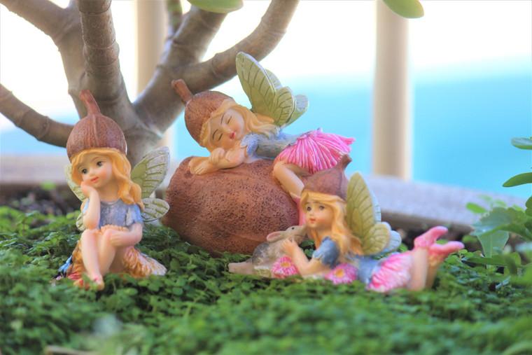 Gumnut Fairy and her Bilby Friend