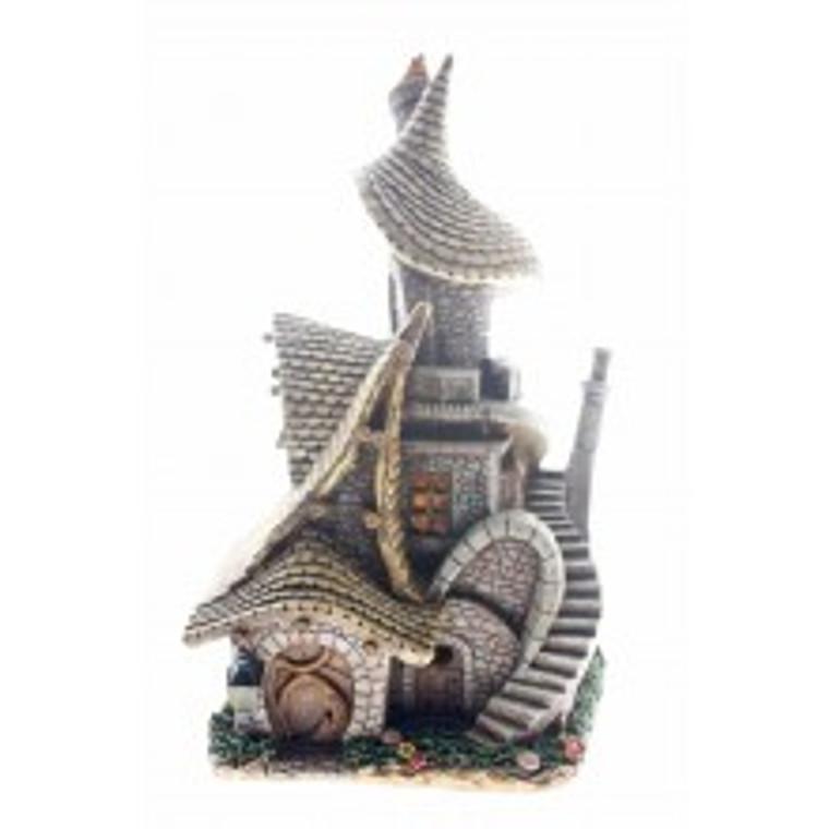 Solar Whimsical Fairy House