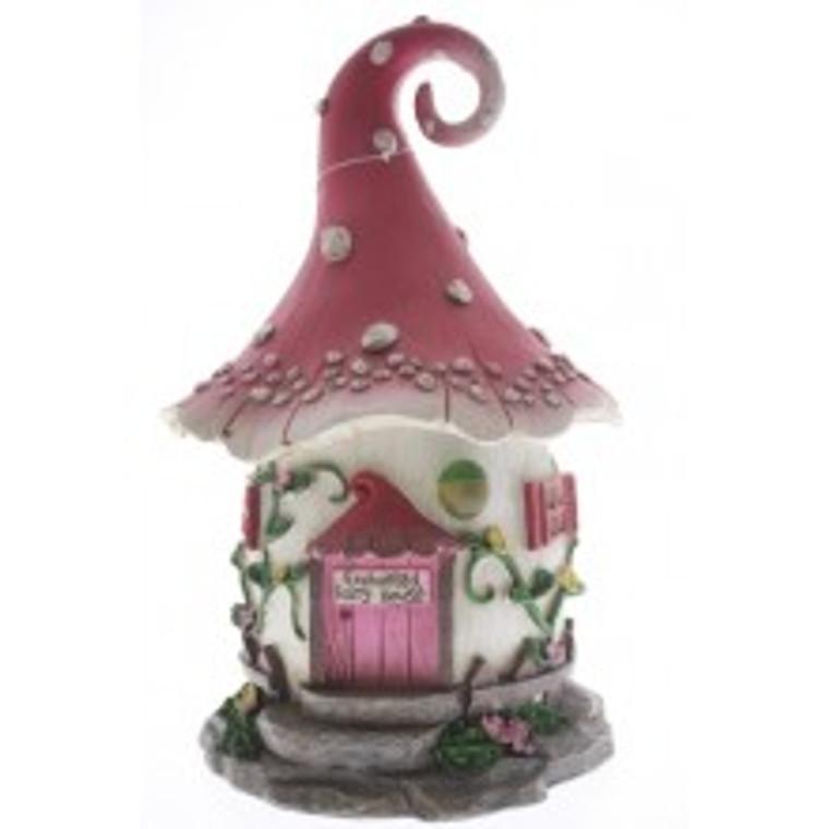 Solar Enchanted Fairy House