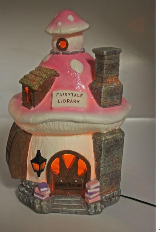 Fairytale Library Night Light