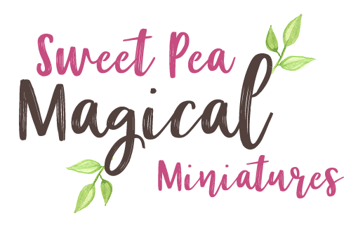 Sweet Pea Magical Miniatures