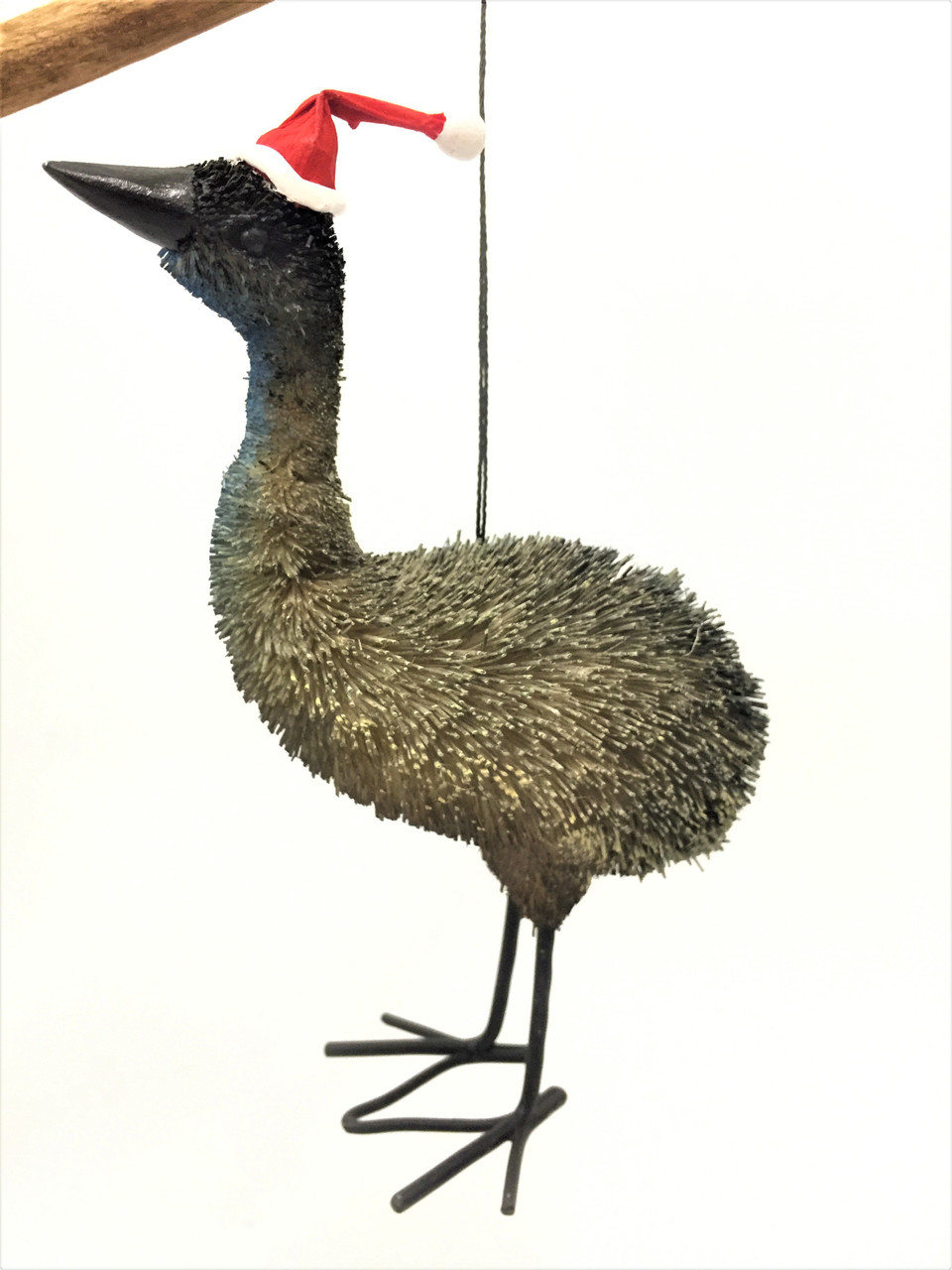 bb-EMU LARGE - Christmas Tree Ornament -13cm