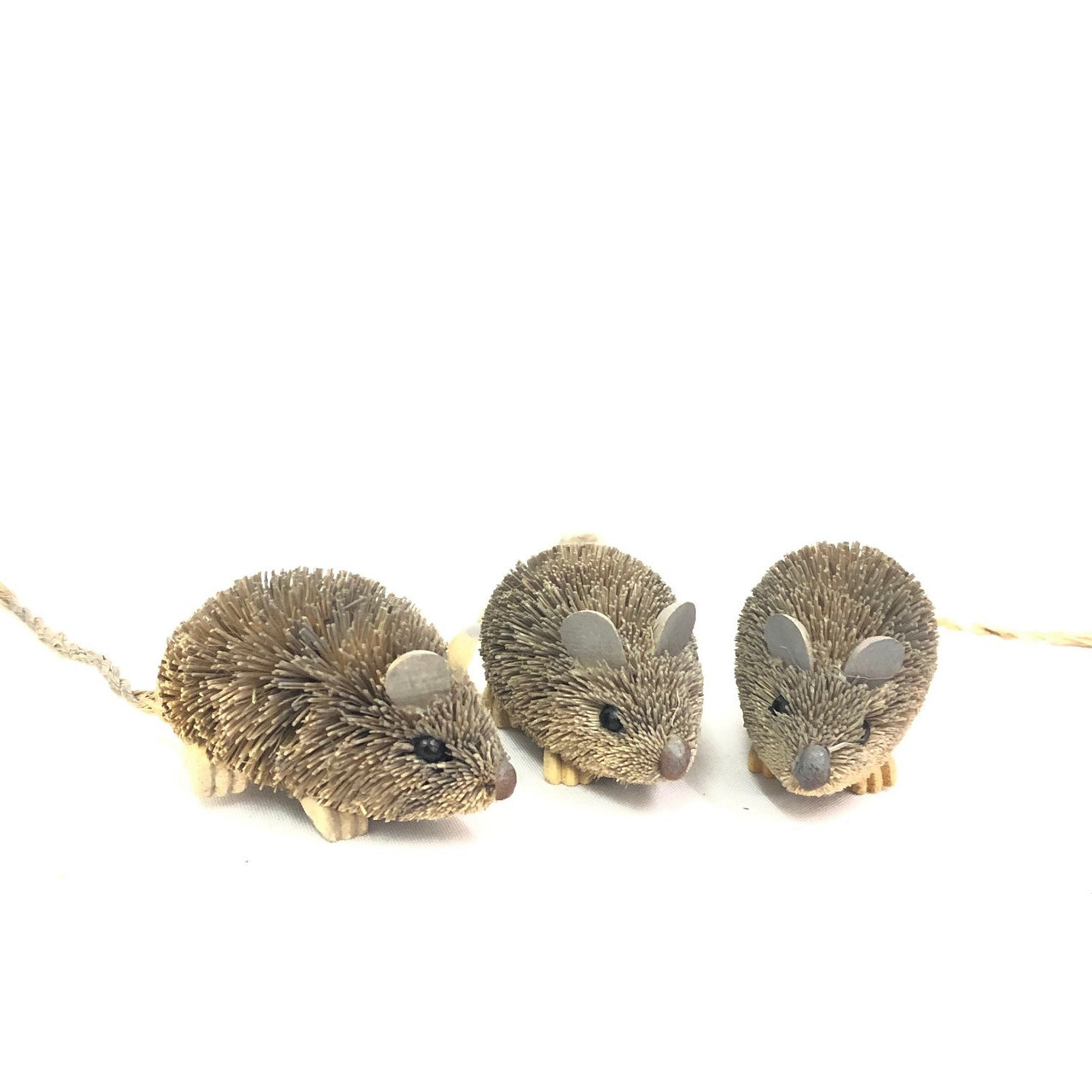 Field Mouse - Set of 3