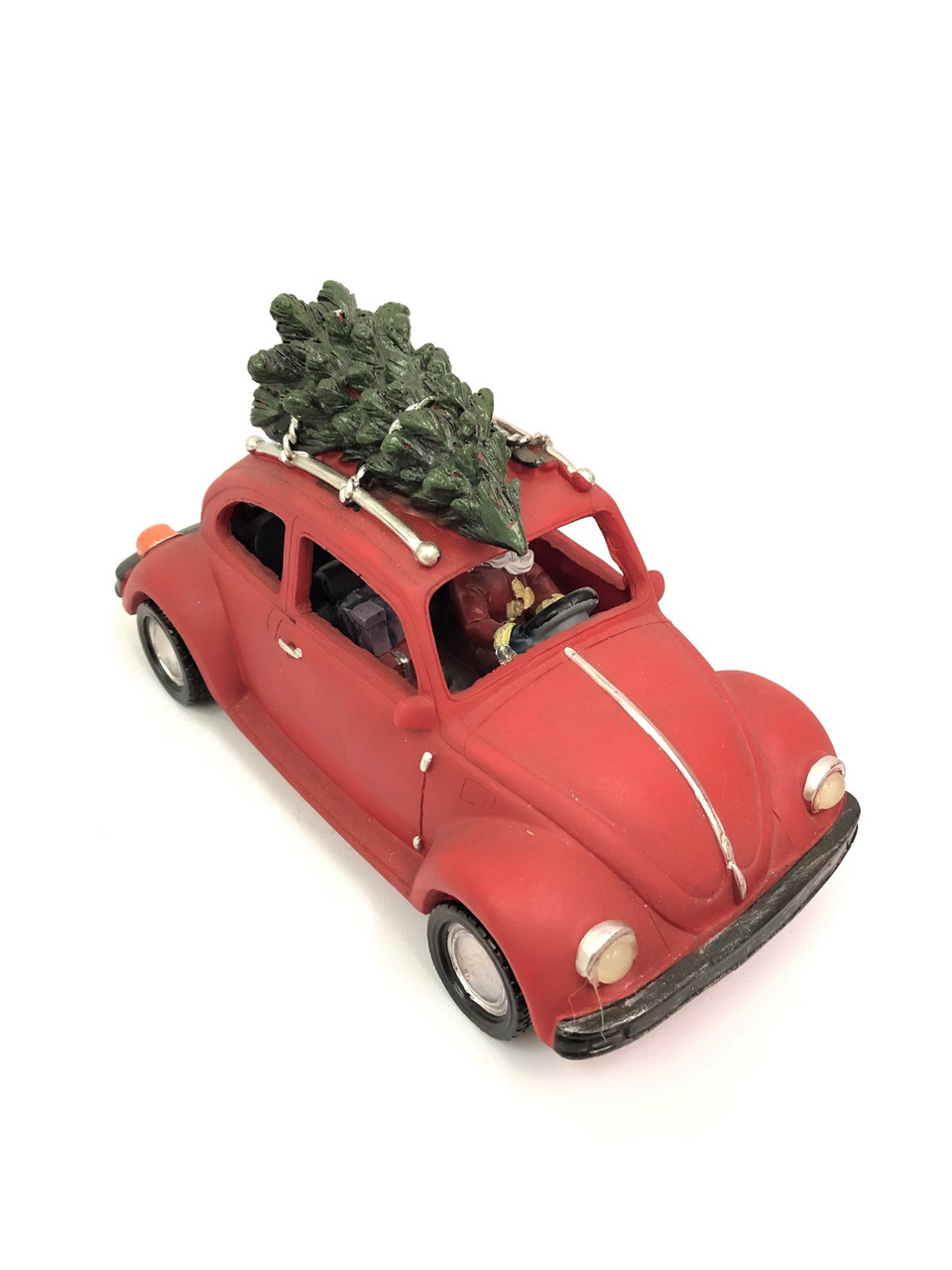 CHRISTMAS CAR - RESIN - VW BEETLE  Christmas Decoration