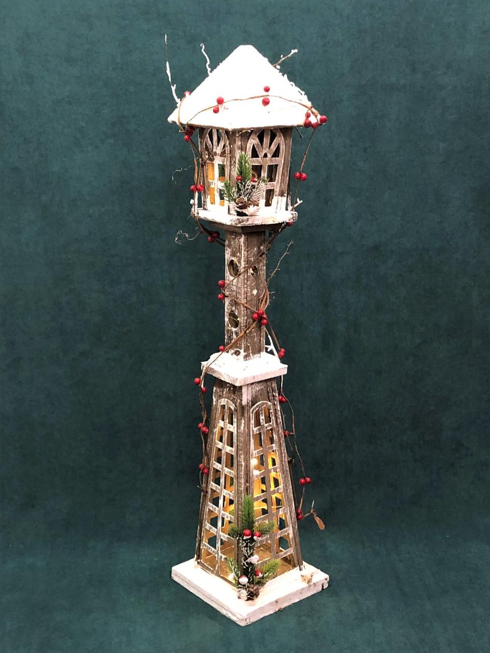 Christmas Lantern - MEDIUM - 98cm