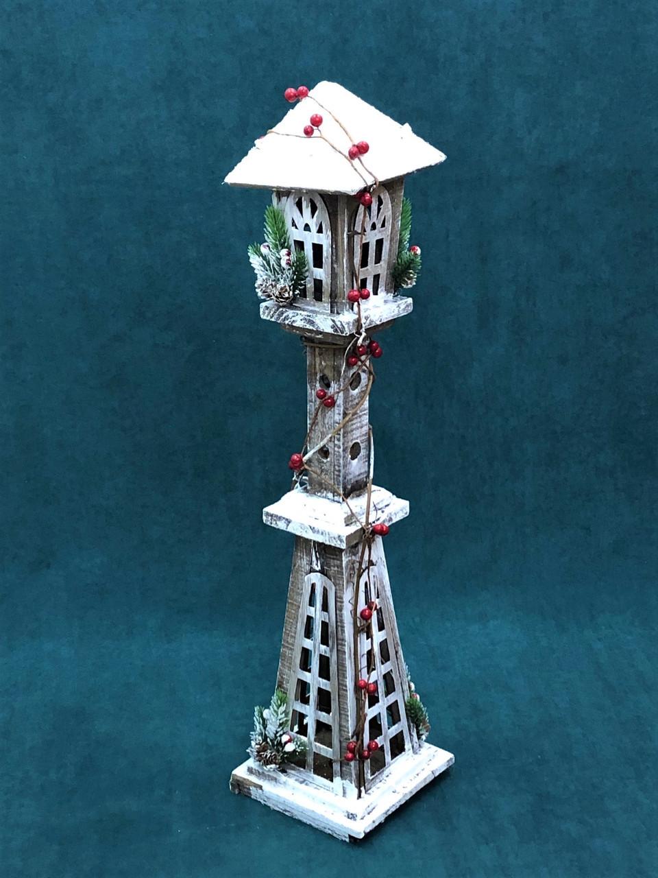 Christmas Lantern - SMALL - 78cm