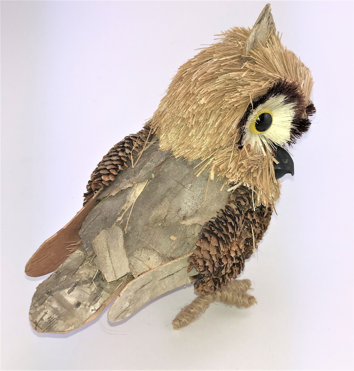 TAWNY FROGMOUTH - OWL - (LARGE) 26CM