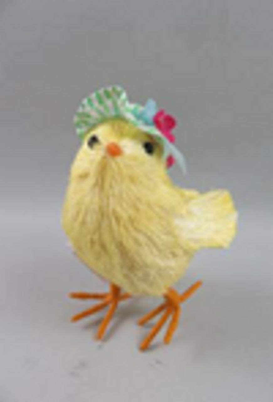 Beautifully Handcrafted, Handmade Chick.    11cm