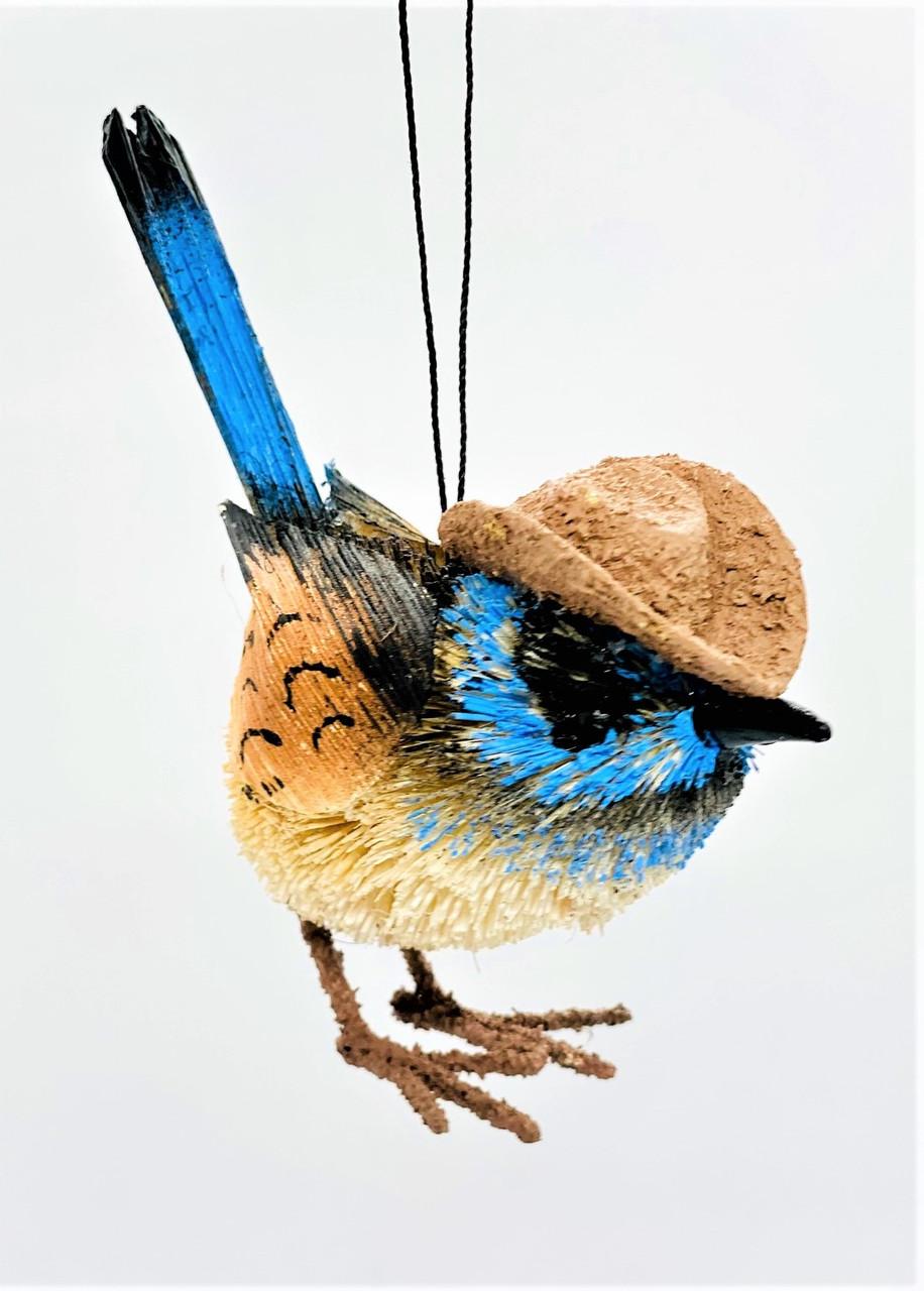 BB-Aussie Akubra - BLUE WREN