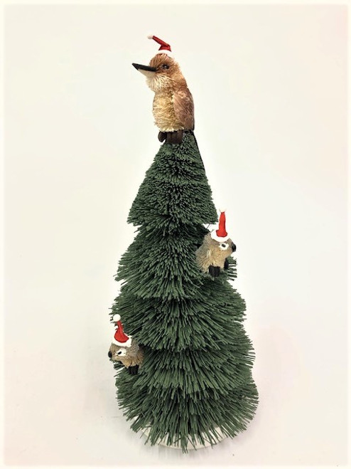 Large Christmas Tree Table Decoration - 30cm high