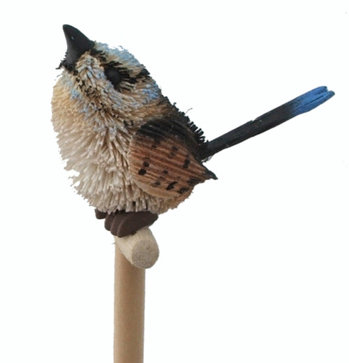 Blue Wren - Pencil
