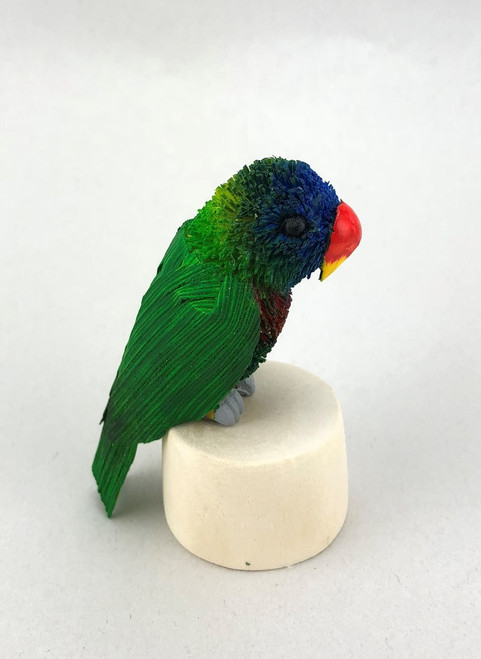 Rainbow Lorikeet - Pencil Sharpener