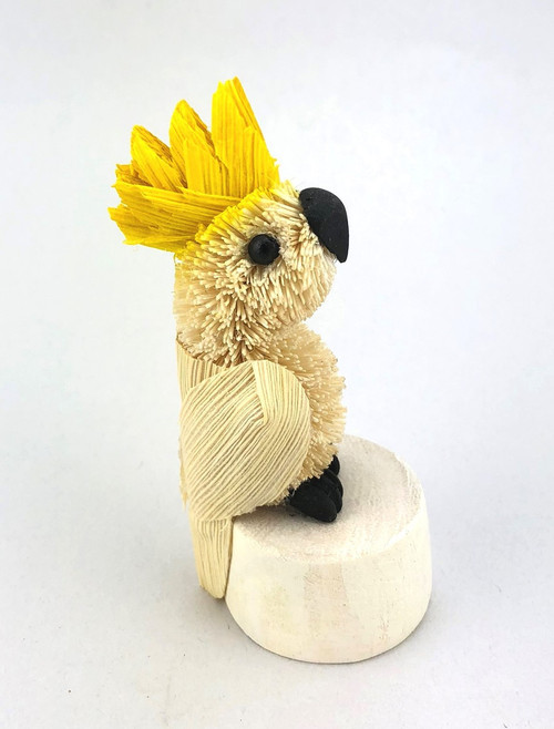 Cockatoo - Pencil Sharpener