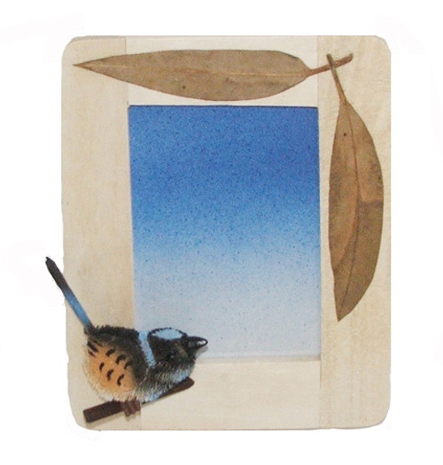 Blue Wren - Picture Frame