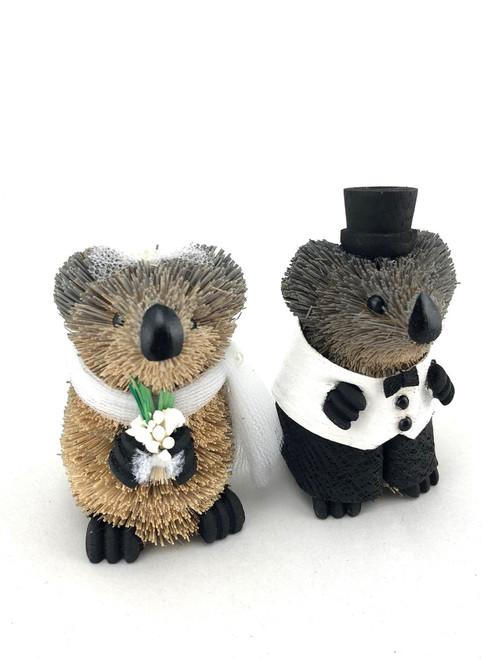 Koala Couple - Wedding
