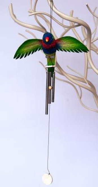 Rainbow Lorikeet - Wind Chime