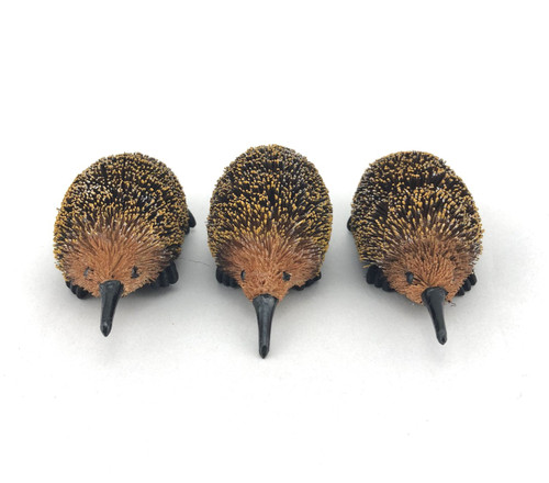 Echidna - Small (set of 3)