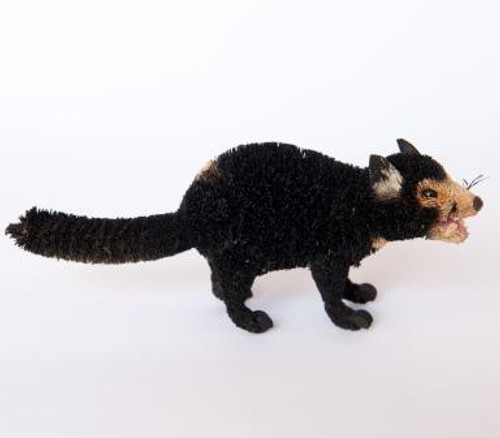 Beautifully Handcrafted, Handmade and all Natural Aussie Tasmanian devil. large size.