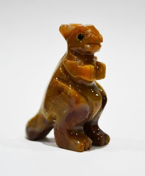 Kangaroo Stone Carving