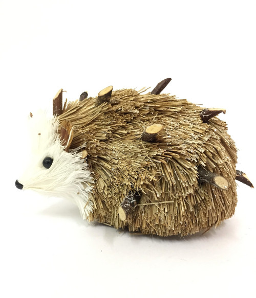 BRISTLESTRAW HEDGEHOG  - 15CM WIDE