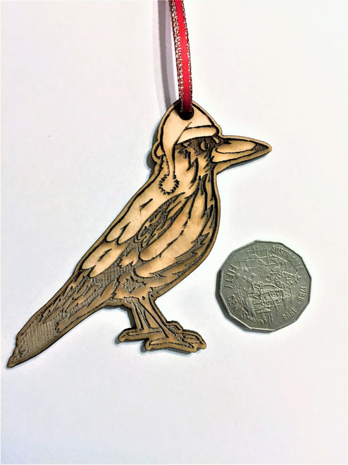 D-Magpie - Wooden Christmas Tree Ornament