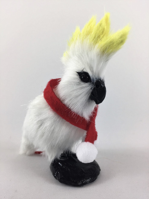 FF-COCKATOO - WOW Christmas Tree Ornament