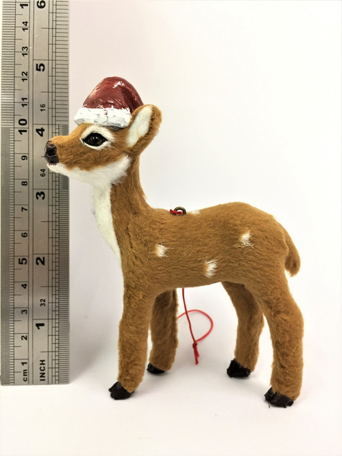 Deer Christmas Tree Ornament - WOW Collectibles 7-9cm