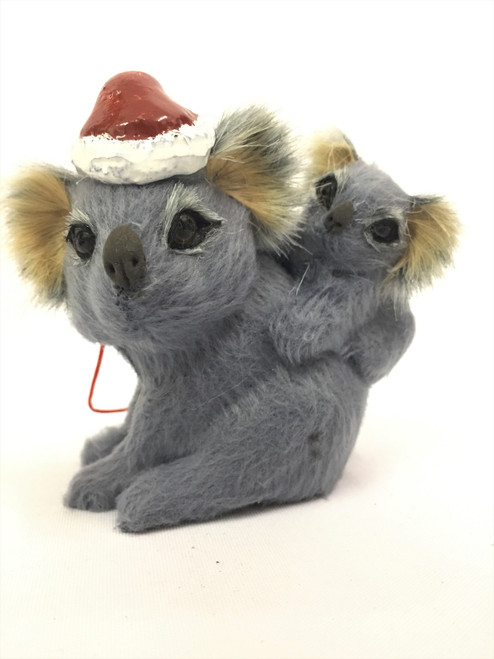 Koala with Baby Christmas Tree Ornament - WOW Collectibles 7-9cm
